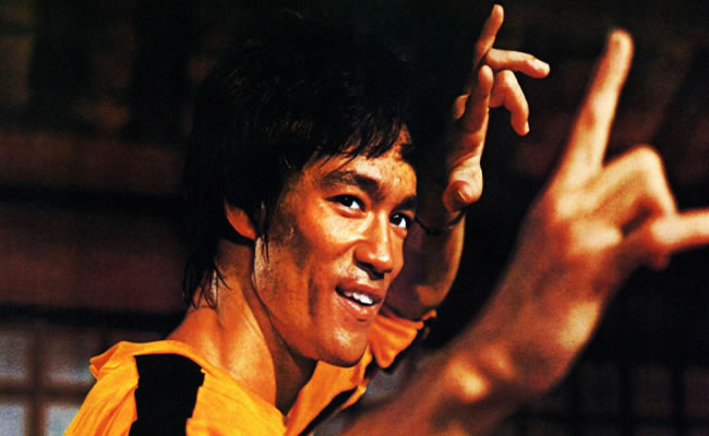 Bruce Lee, a China e o Brasil
